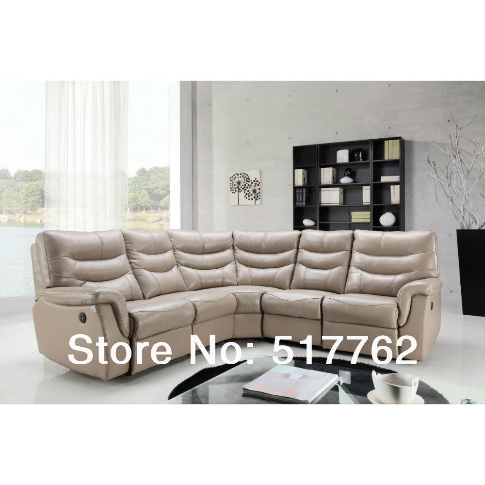 Super comfortable reclining sectional sofa super for Super comfortable sectional sofa