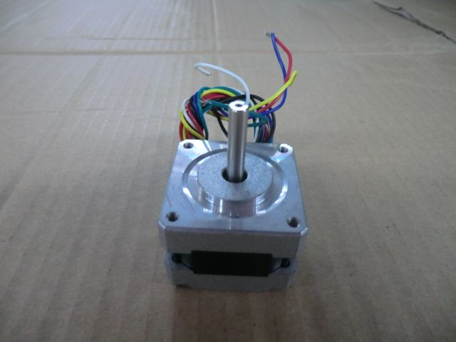 Cheap 57 Two Phase Hybrid Stepper Motor High Torque Dc Miniature Motors Driving Slow Motor In