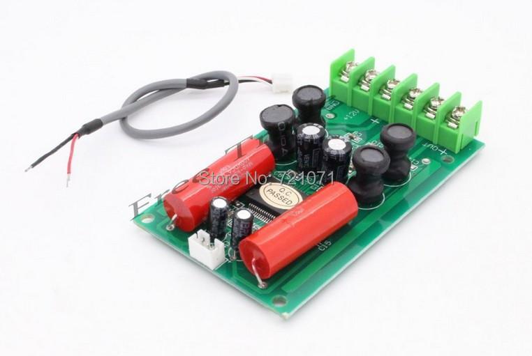 MKll TA2024 Fully PCB Power Amplifier Board 2x15W Free shipping(China (Mainland))