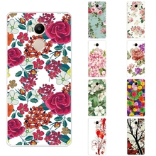 Buy Phone Case Xiaomi Redmi 4 Pro Cover 5.0 inch Transparent Ultra Thin Redmi 4s Prime Shell Beautiful Flowers Pattern for $2.29 in AliExpress store
