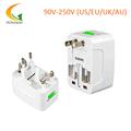 Multifunction Travel Plug Adapters switch Travel Worldwide Universal US UK AU EU Electrical Power Plug Adapter