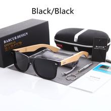 Buy 2017 New Bamboo Polarized Sunglasses Men Wooden Sun glasses Women Brand Designer Original Wood Glasses Oculos de sol masculino for $11.99 in AliExpress store
