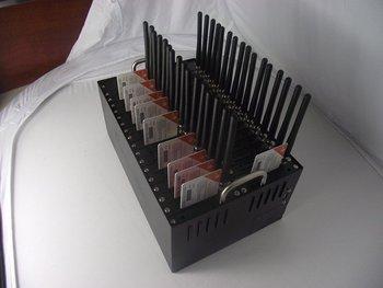 32 port modem pool Q2403 gsm modem 32 sim cards