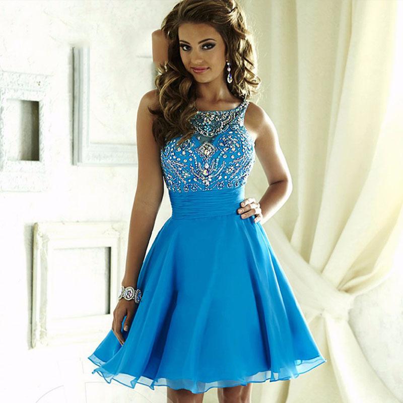 Blue Homecoming Dress - Best Dress Type