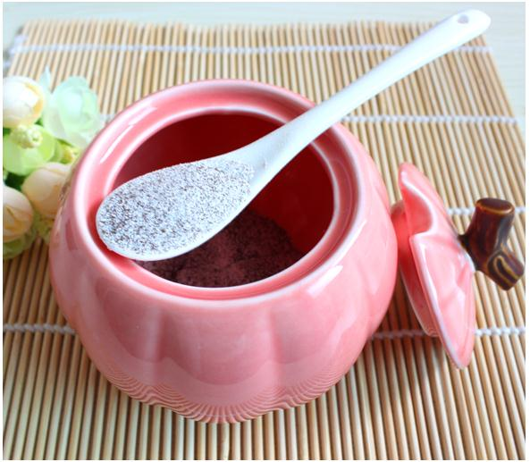 1 PC Ceramic Spice Pot Jar Seasoning Salt Soup Tank Seasoning Cans Pepper Container(China (Mainland))