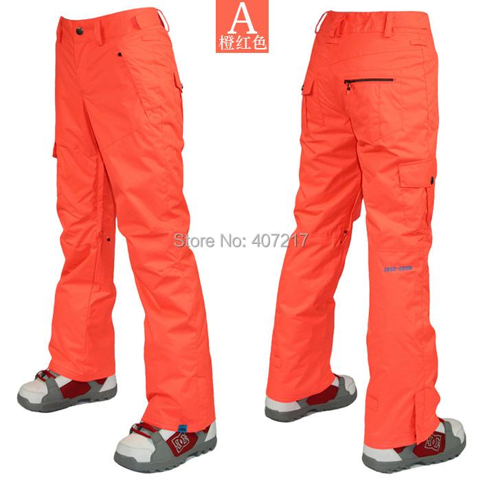 achetez en gros orange ski pantalon en ligne des. Black Bedroom Furniture Sets. Home Design Ideas