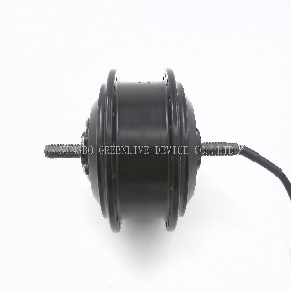 E-bike front wheel drive brushless gear hub motor(China (Mainland))