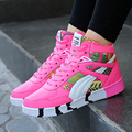 2017  Breathable Men Casual Shoes Basket Flats Tenis Feminino Mens Trainers Zapatillas Deportivas Mujer high tops chaussure