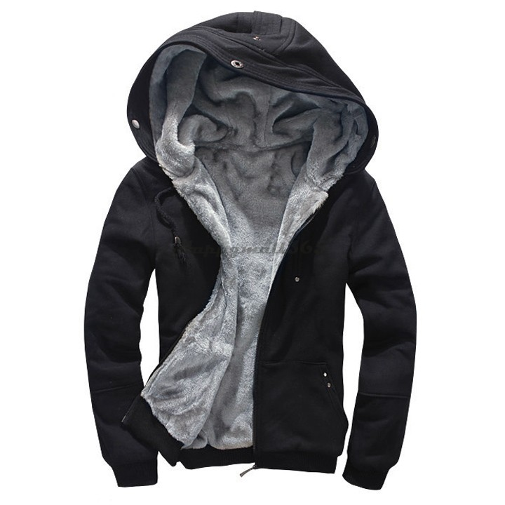 Hooded High Quality Fleece