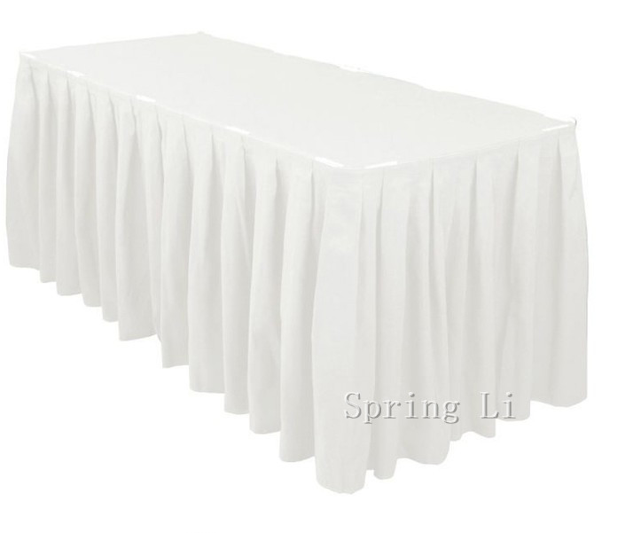 Buy 10ft 29 39 39 solid color polyester for 10 ft table cloth