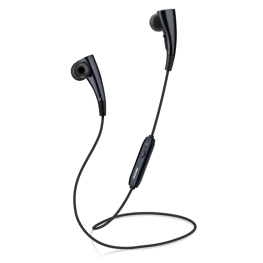 Mpow Bullfight MBH31 Magneto Headphone Bluetooth 4.1 Wearable Wireless Headphone With 7-Hours Talking Time for Most Smartphones(China (Mainland))