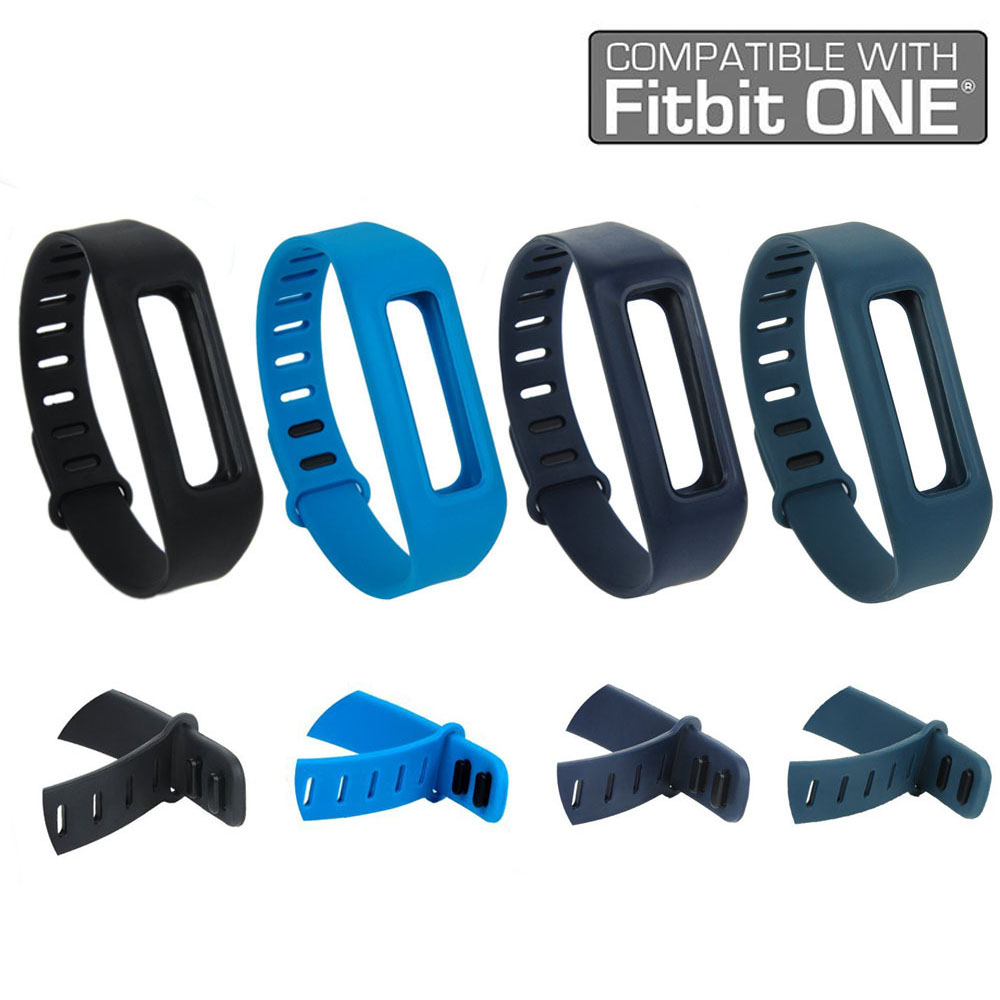 how to wear fitbit one on wrist
