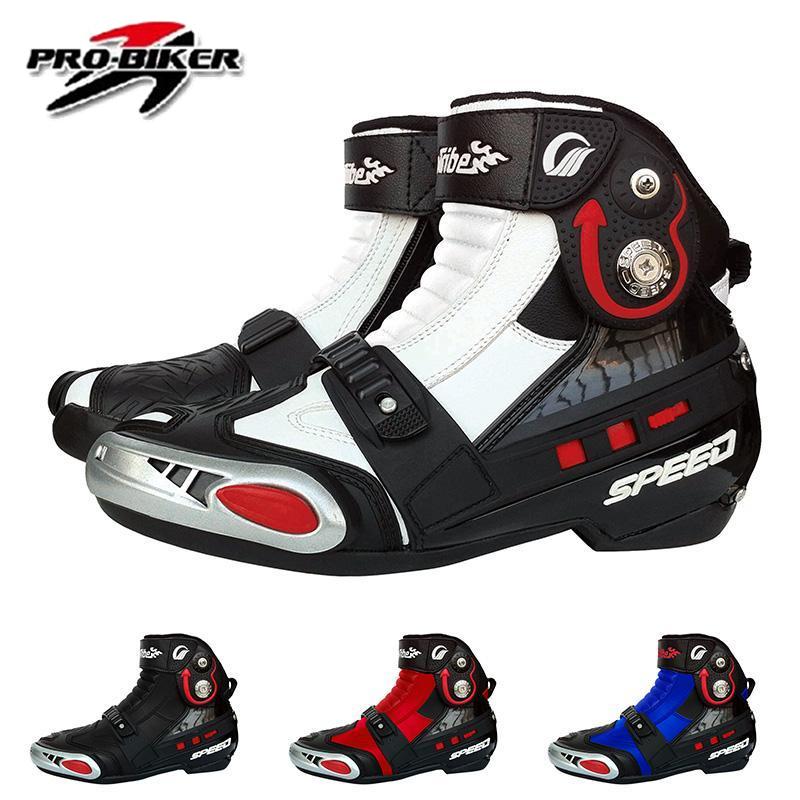 PRO-BIKER SPEED BIKERS Motocross Off-Road Boots Shoes Motorcycle