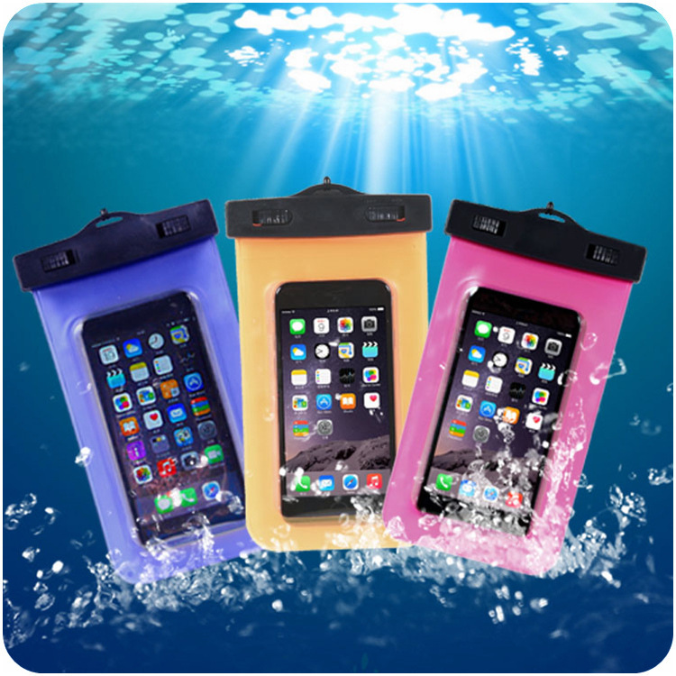 PVC Waterproof Diving Bag For Mobile Phones Underwater Pouch Case For iphone 4s/5s/6/6plus For samsung galaxy s3/s4/s5/Note2/3/4(China (Mainland))