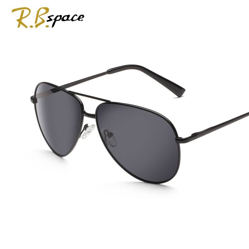 RBspace glasses Men's Sunglasses Polarized Sunglasses Male Driving Fishing Outdoor Eyewears Accessories sunglasses men 2016 Box(China (Mainland))