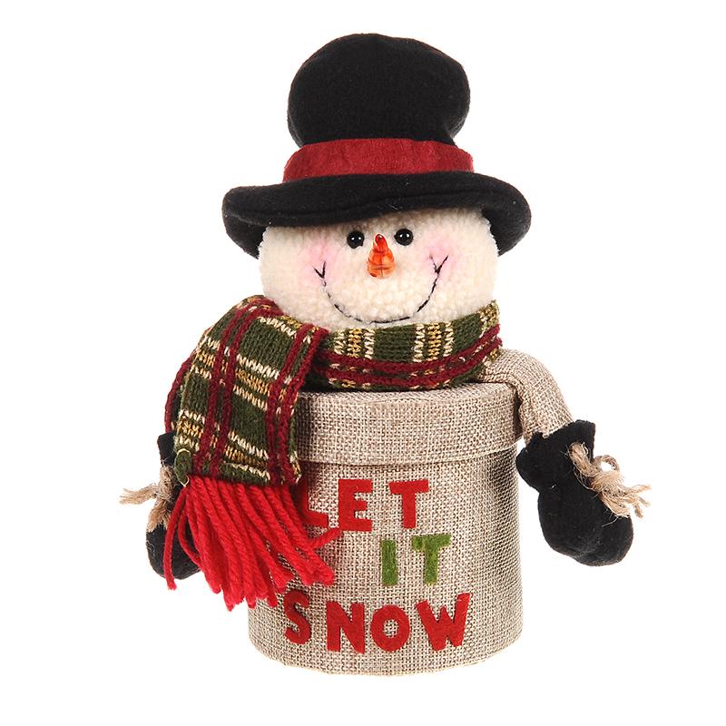 Compra hecho a mano de tela adornos de navidad online al - Adornos de navidad hechos a mano por ninos ...