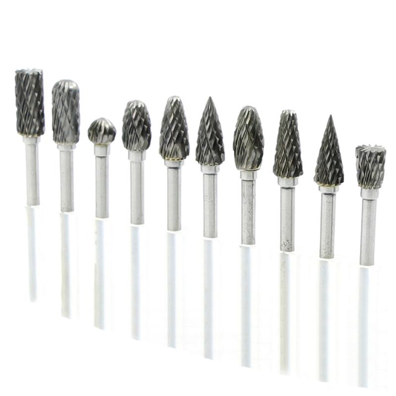 tungsten carbide burs dental burs set brocas de tungstenio tungsten dental diamond burs diamond sharpening 3mm 6mm(China (Mainland))