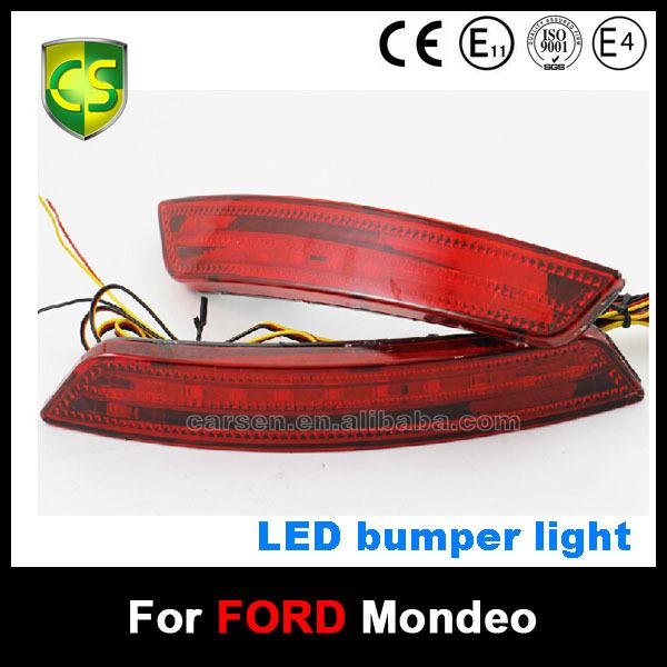 Mondeo Rear Bumper Light Reflector Brake car Fog lamps LED Stop Tail Lamp 2007-2010 - Guangzhou CARSEN Auto Parts Co. Ltd. store