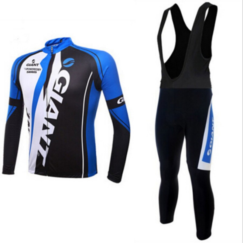 The giant team long sleeve shirt 2016 NEW bike bicycle road cycling jacket to wear clothes ciclismo only plus size XS ~ 5 xl(China (Mainland))