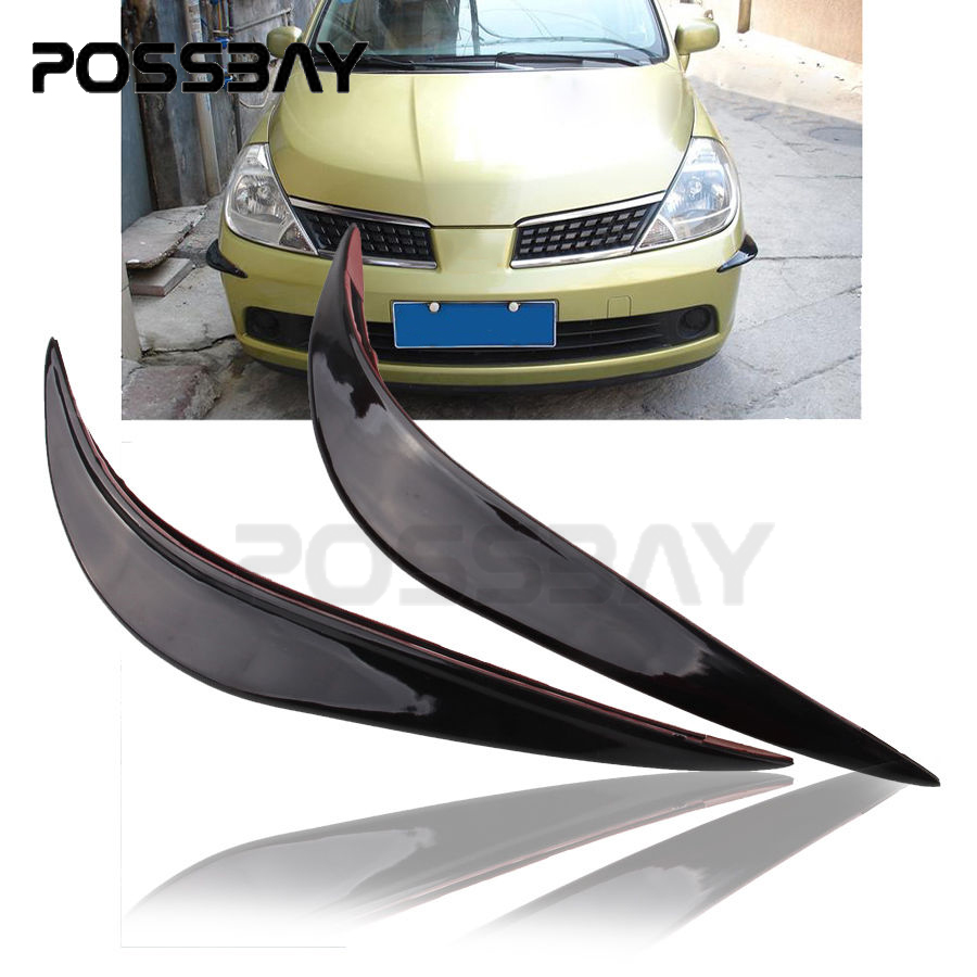 -90% OFF Universal Car Auto Bumper Guard Stickers Protector 3D Streamline Soft Plastic Decorative Trim Black Gray White(China (Mainland))