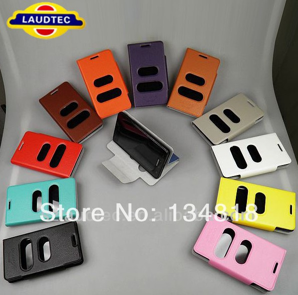 100PCS/LOT Leather case cover for Samsung SGH-I997 Infuse China Manufacture(China (Mainland))