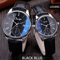Leather Watch 421