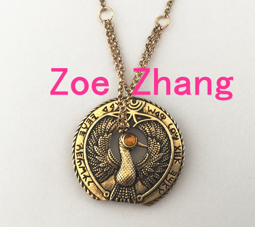 Freeshipping wholesale 1pc a lot Indiana jones raiders of the lost ark necklace YW02(China (Mainland))