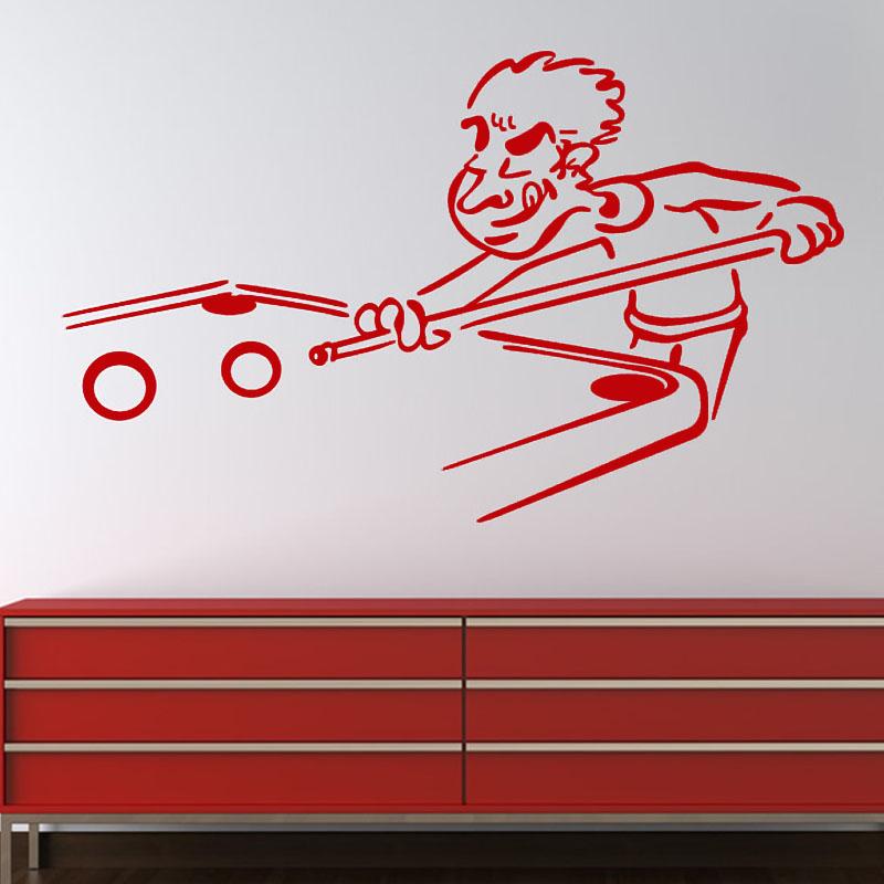 Online kopen wholesale billiard stickers uit china billiard stickers groothandel - Decoratie biljart ...