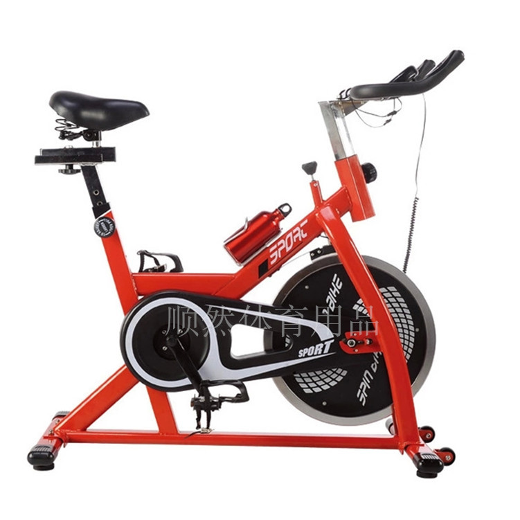 Home Exercise Equipment Bikes: Spinning Ultra Quiet Indoor Exercise Bike Home Fitness
