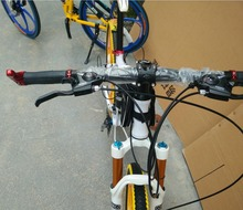 LU 2016 new cycling jersey bicicleta mountain bike 21speed 26 inch folding 26er mountain bicycle(China (Mainland))