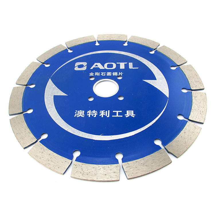 Aotl / Australia Donatelli 7.5 inch diamond saw blade 190mm marble tile marble pieces cut(China (Mainland))
