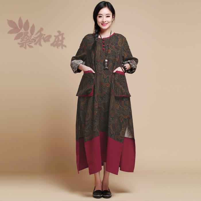 Женское платье SANG ] S5015 eu yan sang