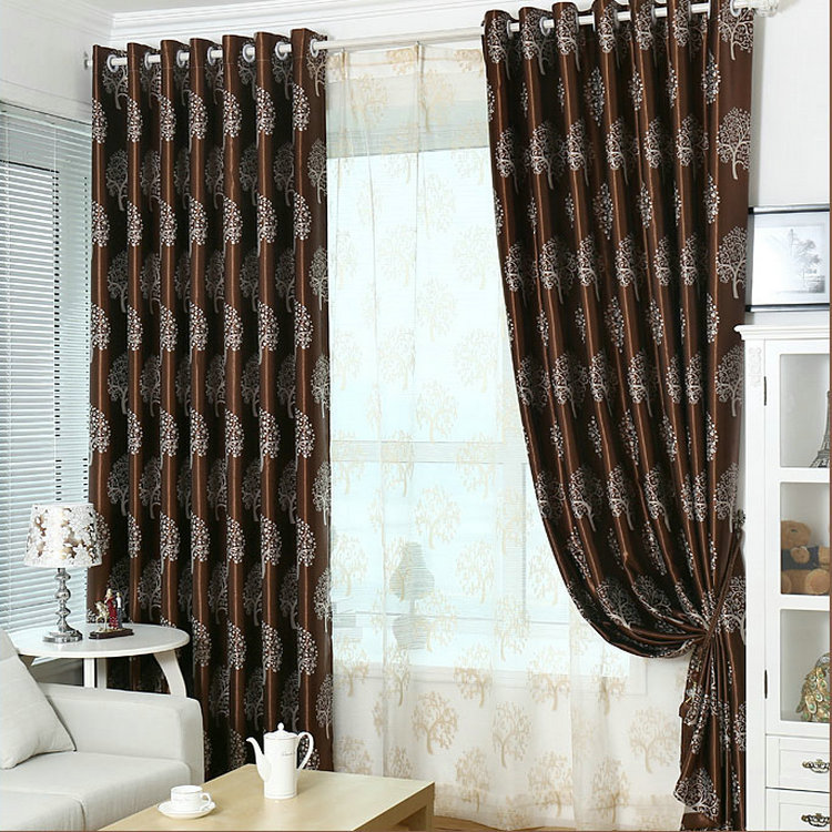 On Sale Luxury Window Curtains For Living Room Bedding