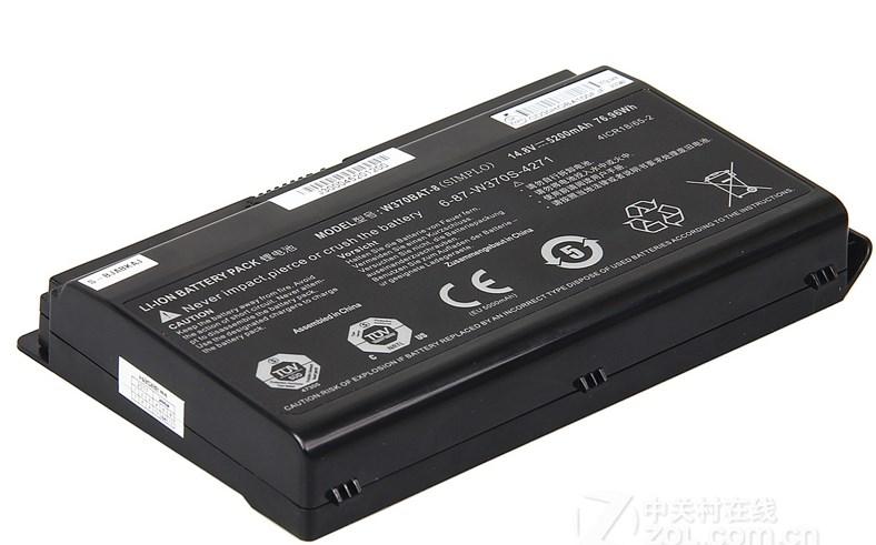 Genuine Original Laptop Battery For Clevo W370BAT-8 Sager NP6350 NP6370 NP7370 NP7352 NP7355 NP7358 NP7378 Series<br><br>Aliexpress