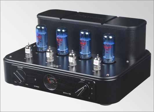 Meixing Mingda intergrated amplifiers MC34-ASE vacuum tube EL34 hifi Audio 100% Brand New(China (Mainland))