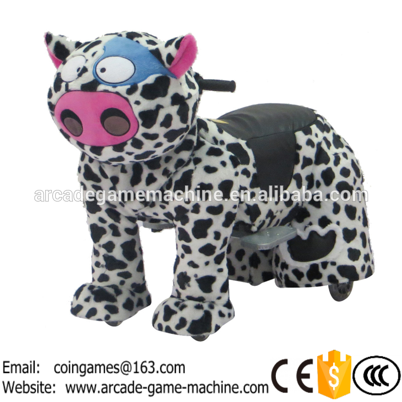 [MR-19]2016 New Amusement Park Equipment Electric Arcade Coin Operated Plush Walking Animal MP3 Music Kiddie Rides For Sale<br><br>Aliexpress