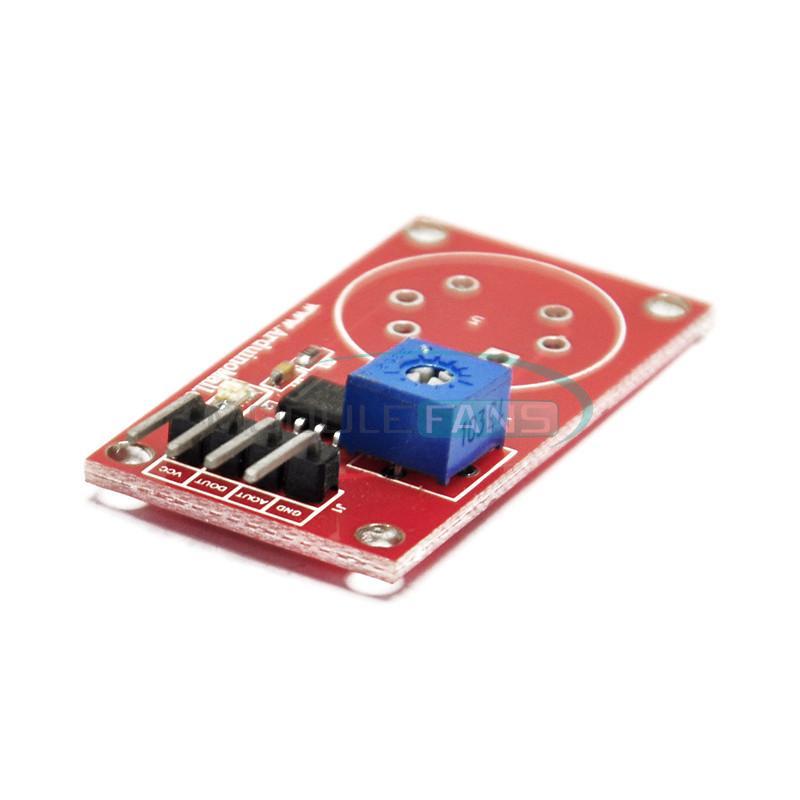 Sensor Workshop at ITP :: Reports / MQ 135