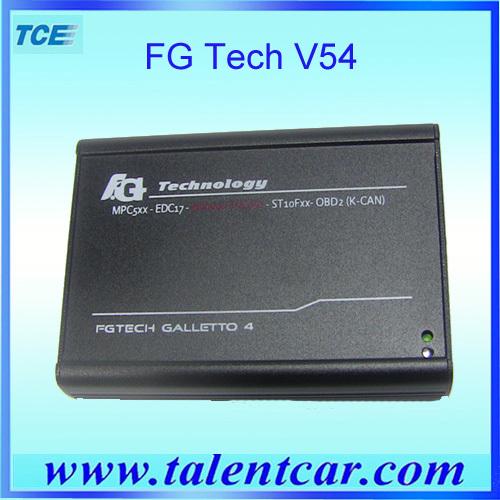 Unlock version FGTech Galletto 4 Master V54 BDM-TriCore OBD Function FG Tech ECU Programmer(Hong Kong)