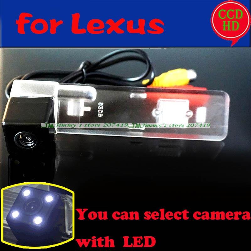 for sony ccd 2014 LEXUS ES class (ES250 ES300h) car rear view reversing camer parking assit with LEDS night vision waterproof(China (Mainland))