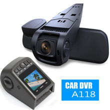 "2015 A118 Novatek 96650 1.5"" H.264 1080P Full HD  Car DVR Dash Cam Video Recorder 170 Degree Wide Angle Lens H.264 Car Recorder"