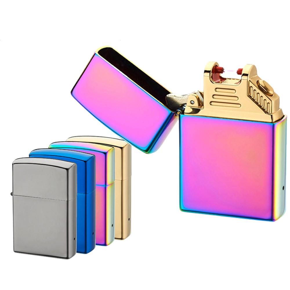ถูก 2016 USBชาร์จบุหรี่อิเล็กทรอนิกส์การออกแบบที่ดีเยี่ยมน้ำหนักเบาสำหรับของขวัญUSBไฟฟ้าarcเบา