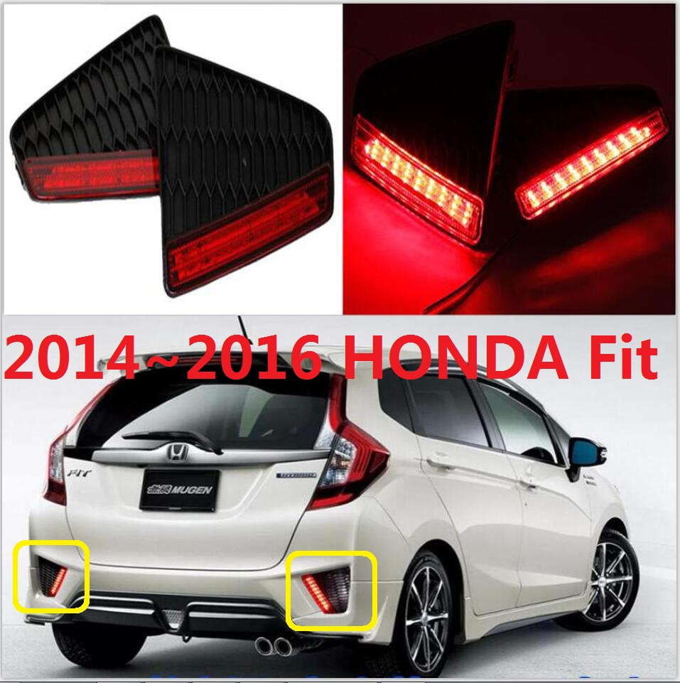 2014~2016 Fit taillight,LED,fit rear light,2pcs;8W 12V,Fit rear light,Fit fog light,Jazz fog light;Free ship! Fit <br><br>Aliexpress