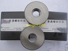Nueva 6 G métricas anillo tema Gage Gauge Set Select rosca M30 x 3.5