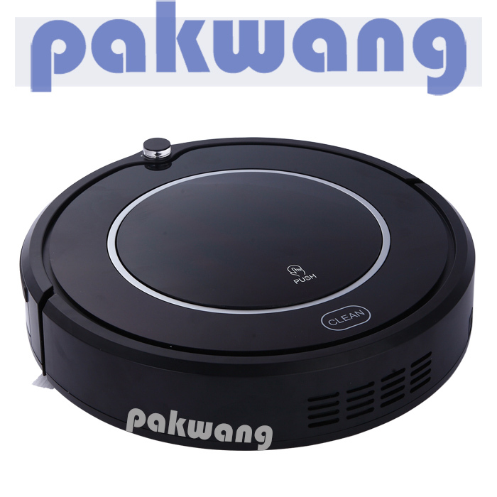 Automatic Robot Vacuum Cleaner X550 with LED screen, Ash Container,Rechargeable Auto Robots(China (Mainland))