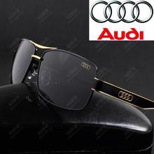 Authentic Luxury Brand Audi Coating Polarized Sunglasses For Men Aviator Sunglasses Oculos De Sol Masculino Drivers Glasses 553