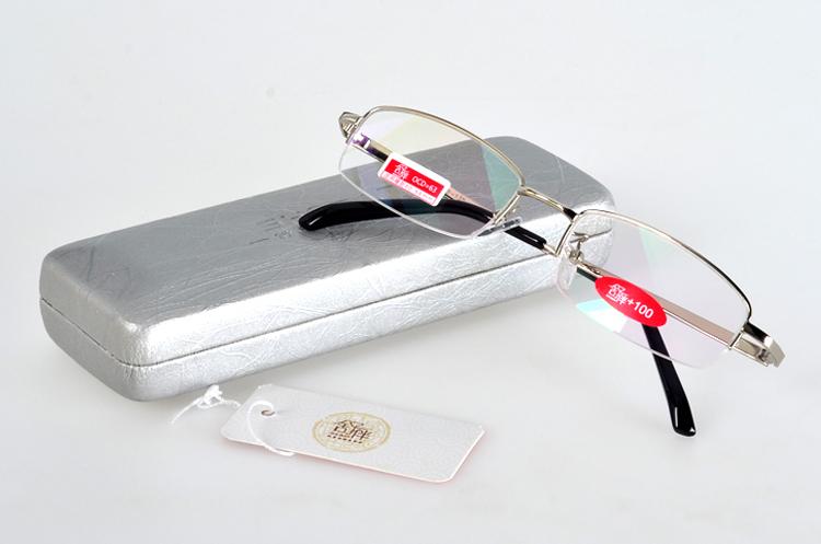 Free Shipping womens Mens Brand half frame Presbyopia ...