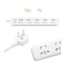 Buy Xiaomi Mi 5 Power Sockets Smart Power Strip Plug Intelligent Electrical Power Adapter Independent Safety Door Nonslip Mats for $11.42 in AliExpress store