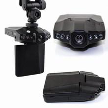 H198 Car DVR with 2.5 Inch 270 Degree Rotated Screen, 6 IR LED, HD 720P Night Vision Car Black Box Camera Dash Cam(China (Mainland))