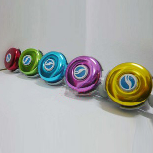 GIANT Cycling Bicycle Bike Handlebar Ring multicolor bell Weight 0.05kg Diameter 55mm(China (Mainland))