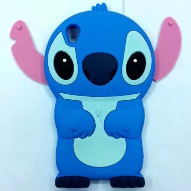 For Sony Xperia Z1 L39h Z2 L50W D6502 Z3 D6603 D6616 Lovely 3D Stitch Minions Soft Silicone Mobile Phone Back Cover Cases(China (Mainland))